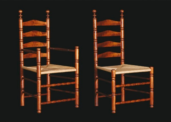 100 ladderback chair ladder back chairs etsy